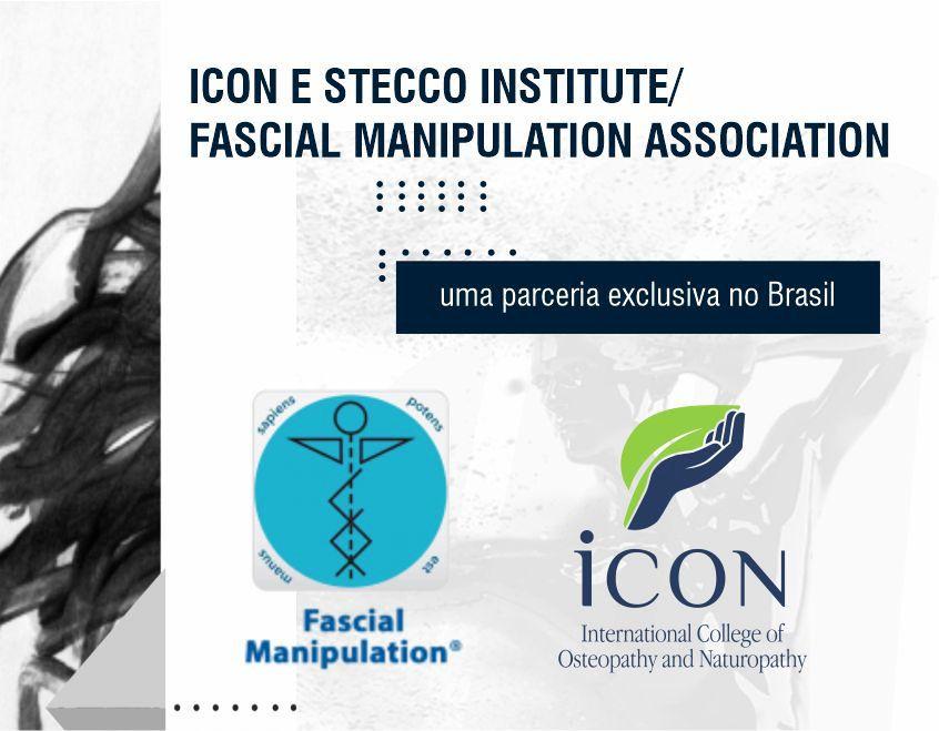 ICON e Stecco Institute/Fascial Manipulation Association: uma parceria exclusiva no Brasil
